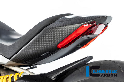 License Plate Holder for Ducati XDiavel - Ilmberger Carbon