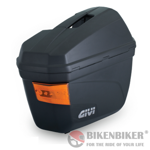 E22N-S_OR Monokey Side Cases - Givi