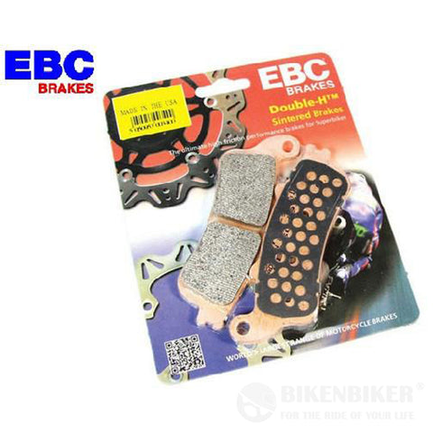 BMW S1000R Brake Pads Double H - EBC Brakes