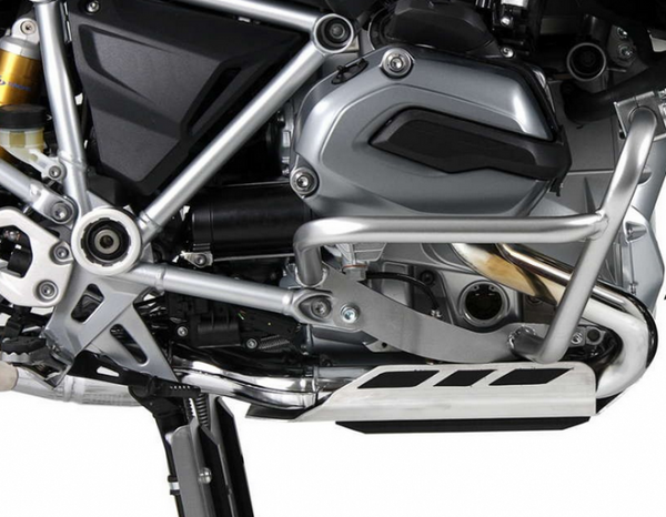 BMW R1200GS Protection - Engine Crash Bars (Silver)