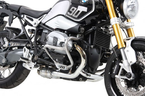 Engine protection bar BMW R nine T Hepco Becker - Bike 'N' Biker