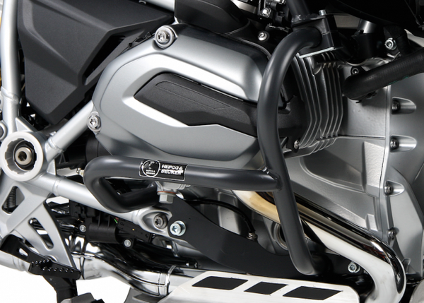 BMW R1200GS Protection - Engine Crash Bars (Black)