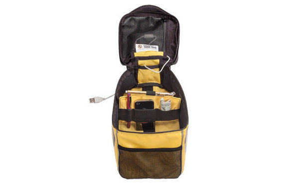 Tank Bag 08L Fandango Standard with Dry Pods by GiantLoop