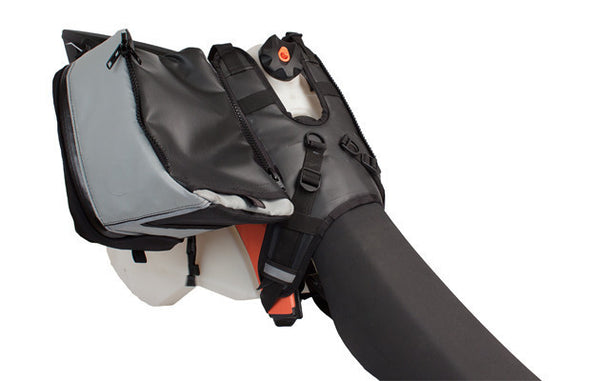 Tank Bag 08L Fandango Standard with Dry Pods by GiantLoop - Bike 'N' Biker