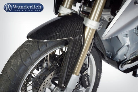 "BMW R1200GS Plastics - Front fender 19"" (Carbon) - Bike 'N' Biker"