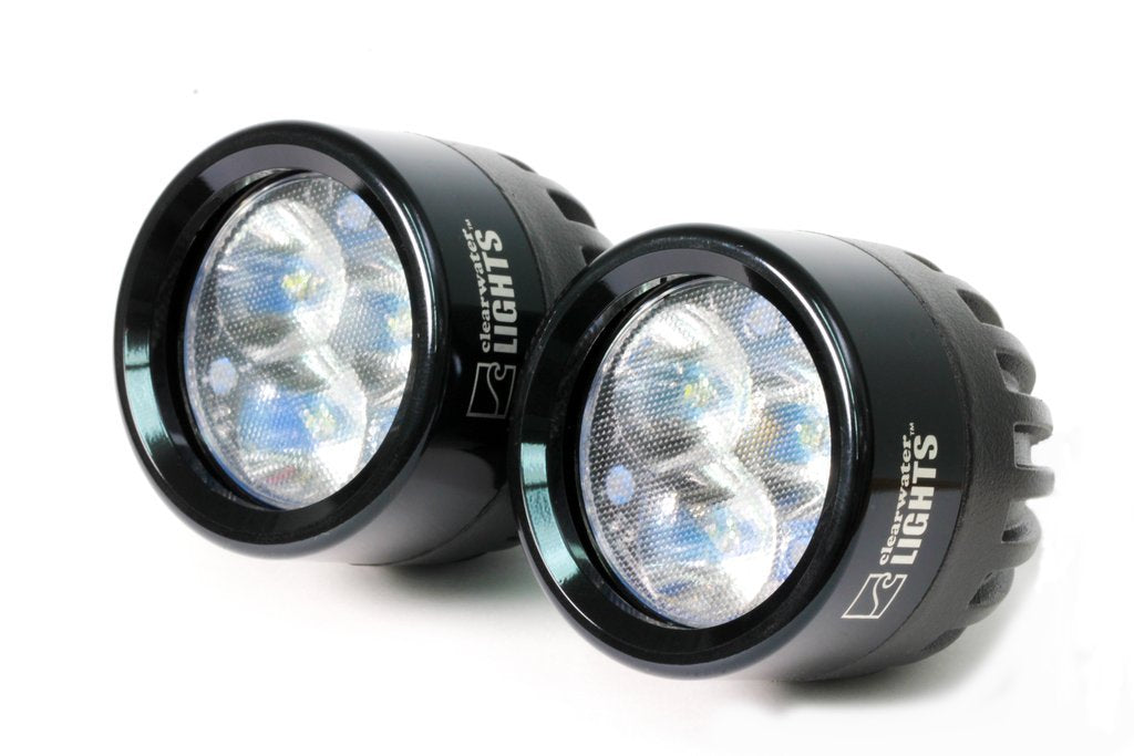 Clearwater Lights Auxiliary LED 1800LU - Glendina (Pair)