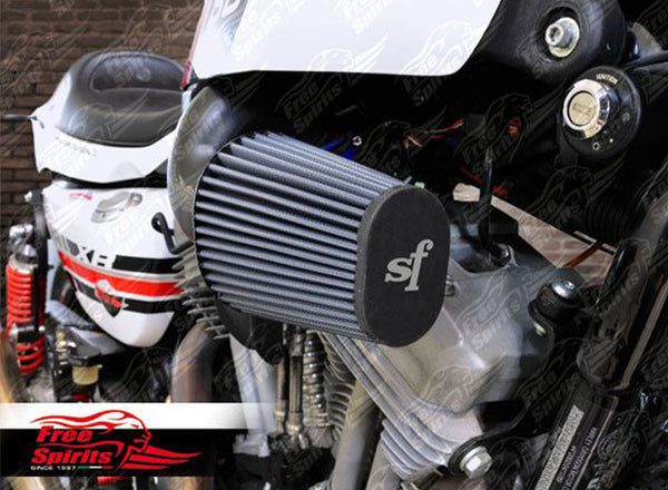 HD XR1200 High Flow Aircleaner (Water repellent) Kit - PREORDER - Bike 'N' Biker