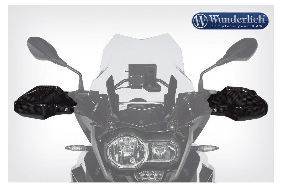 BMW R1200GS Protection - Hand Wind Protectors