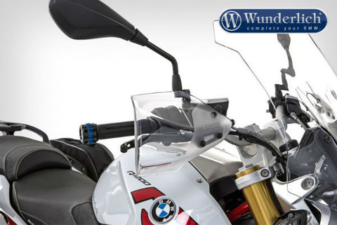 BMW R nineT Protection - Hand Guards - Bike 'N' Biker