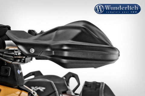 BMW F800GS Protection - Hand Guards (Black) - Bike 'N' Biker