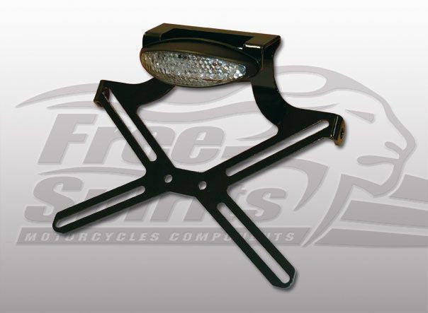 Harley Davidson XR1200 License Plate Support for Holand/Belgium - PREORDER - Bike 'N' Biker