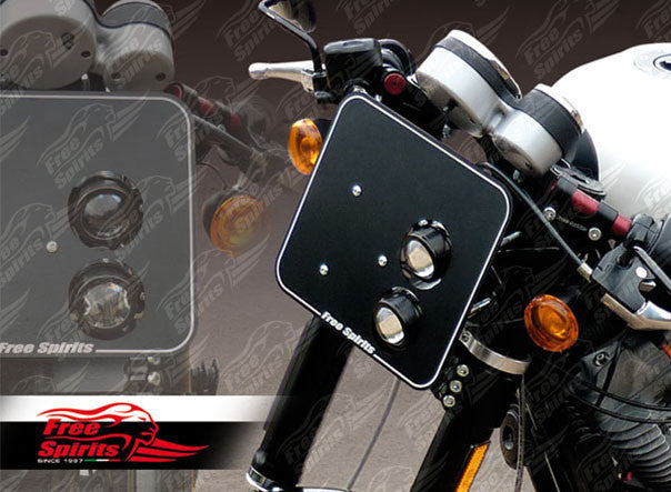 Headlight Mask for Harley Davidson XR1200 - PREORDER - Bike 'N' Biker