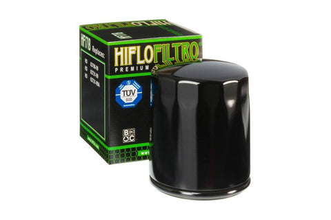 Kawasaki Ninja ZX10R Spares - Oil Filter by HI FLO - Bike 'N' Biker