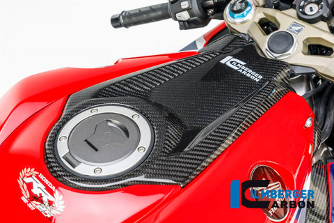 Carbon Tank Cover for Honda CBR1000RR - Ilmberger Carbon