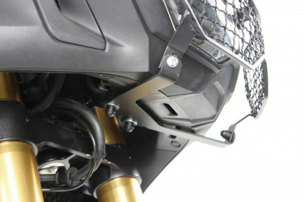 Honda CRF 1000L Africa Twin Protection - Head light Guard - Adaptor - Bike 'N' Biker