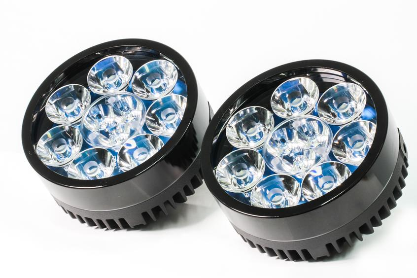 Clearwater Lights Auxiliary LED 20000LU - Dixi (Pair)