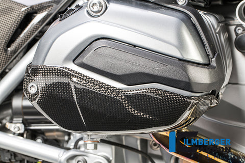 Carbon Rocker Cover,Right for BMW R1200GS/Adventure LC - Ilmberger Carbon