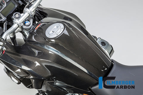 Carbon Upper Tank Cover for BMW R1200GS LC - Ilmberger Carbon