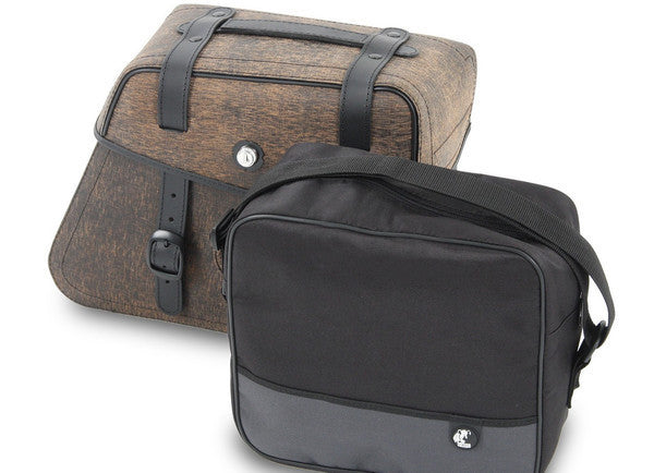Saddlebags Inner Bags by Hepco Becker - Bike 'N' Biker