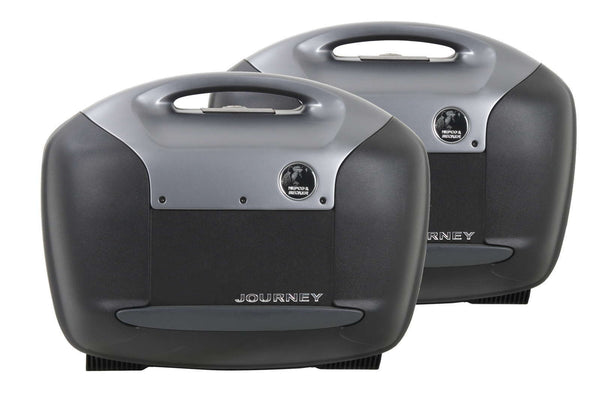 Sidecases 42L Journey Recon Antracite (Pair) - Bike 'N' Biker
