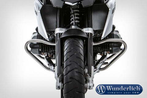 BMW R1200GS Protection - Engine Crash Bar (SS) - Bike 'N' Biker