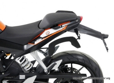 KTM RC 390 C-Bow soft bag carrier Hepco Becker - Bike 'N' Biker