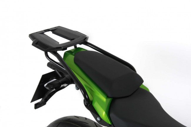 Kawasaki Ninja 1000 Alu Rack top case carrier black Hepco Becker