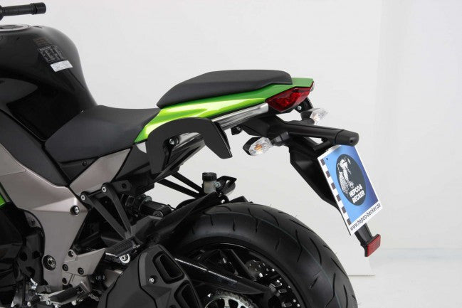 Kawasaki Ninja 1000 C-Bow soft bag carrier Hepco Becker - Bike 'N' Biker