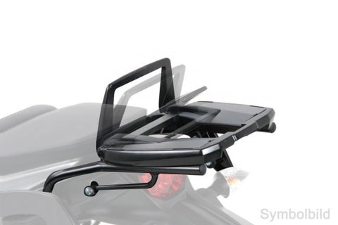 Kawasaki Ninja 650 Easy Rack black Hepco Becker - Bike 'N' Biker