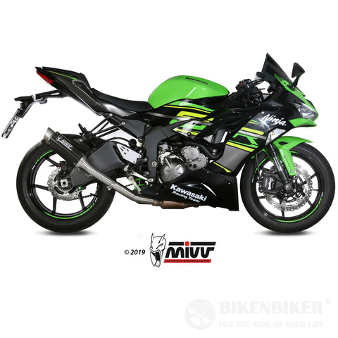 De-Cat Pipe for Kawasaki Ninja ZX-6R - Mivv