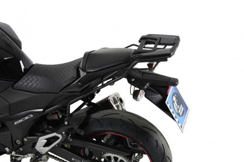 Kawasaki Z 800 & E Version Easy rack black Hepco Becker - Bike 'N' Biker