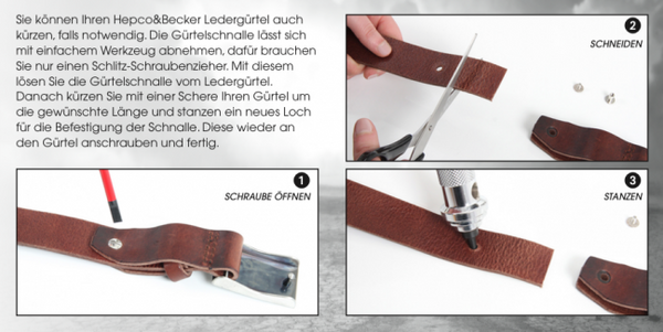 Belt By Hepco Becker - Bike 'N' Biker