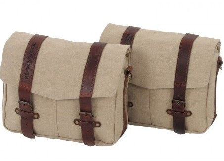 Courier bag set L/L By Hepco Becker - Bike 'N' Biker