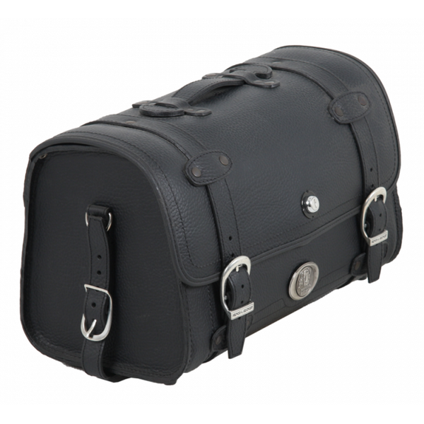 Small Leather Bag 28L Buffalo by Hepco Becker - Bike 'N' Biker