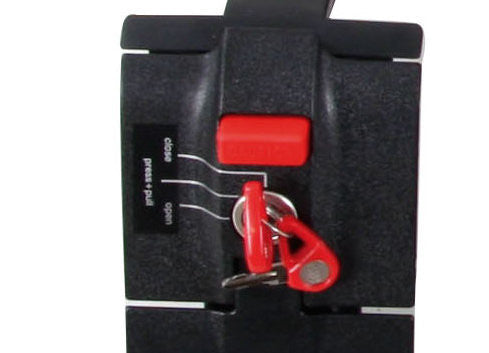 Lock mechanism for Journey Top Case cylinder By Hepco Becker - Bike 'N' Biker