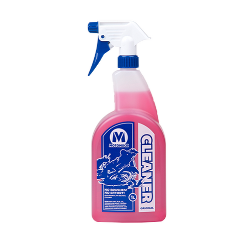 Motorcycle Cleaner 1 Litre - Motomuck