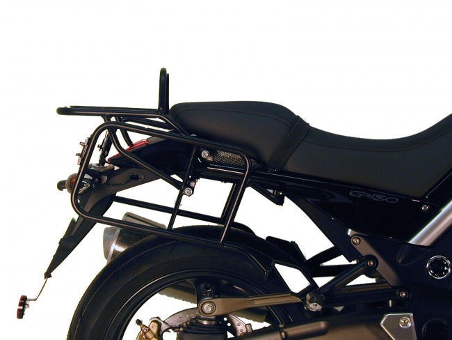 MOTO-GUZZI Griso 1200 Side carrier black Hepco Becker - Bike 'N' Biker