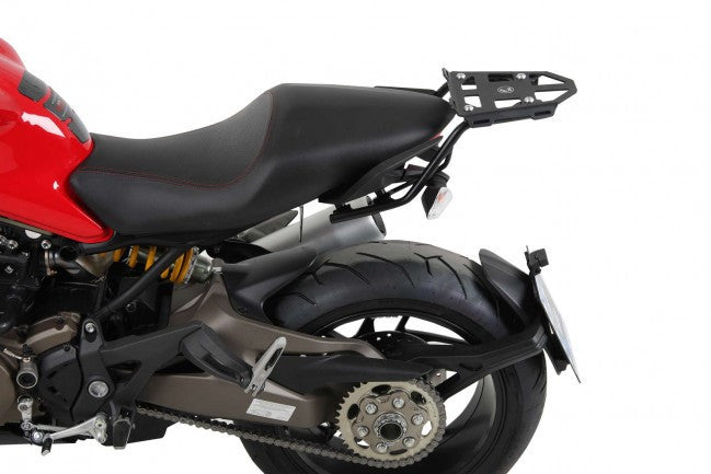 Ducati Monster 1200 S Mini rack black Hepco Becker - Bike 'N' Biker