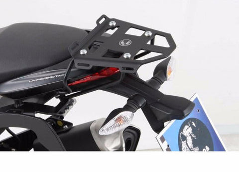 Ducati Hypermotard 821 SP Mini rack black Hepco Becker - Bike 'N' Biker