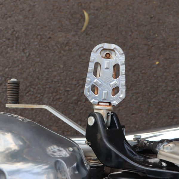 Anti Slip Foot Peg-For Royal Enfield Interceptor 650 - Motocaan