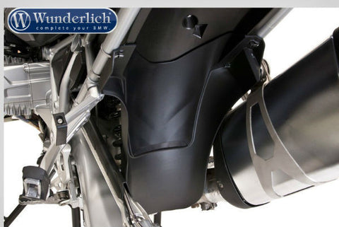 BMW R1200GS Protection - Inner Fender - Black - Bike 'N' Biker