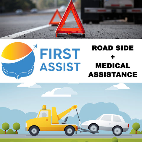 RSA + Medical Assistance for Premium Bikes - First Assist