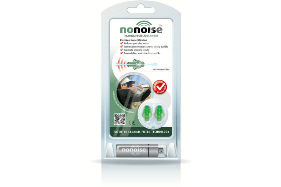 NoNoise Shoot Hearing Protectors - Bike 'N' Biker