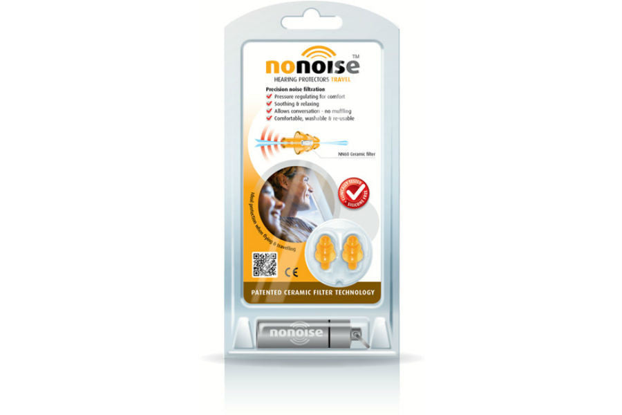 NoNoise Travel Hearing Protectors - Bike 'N' Biker