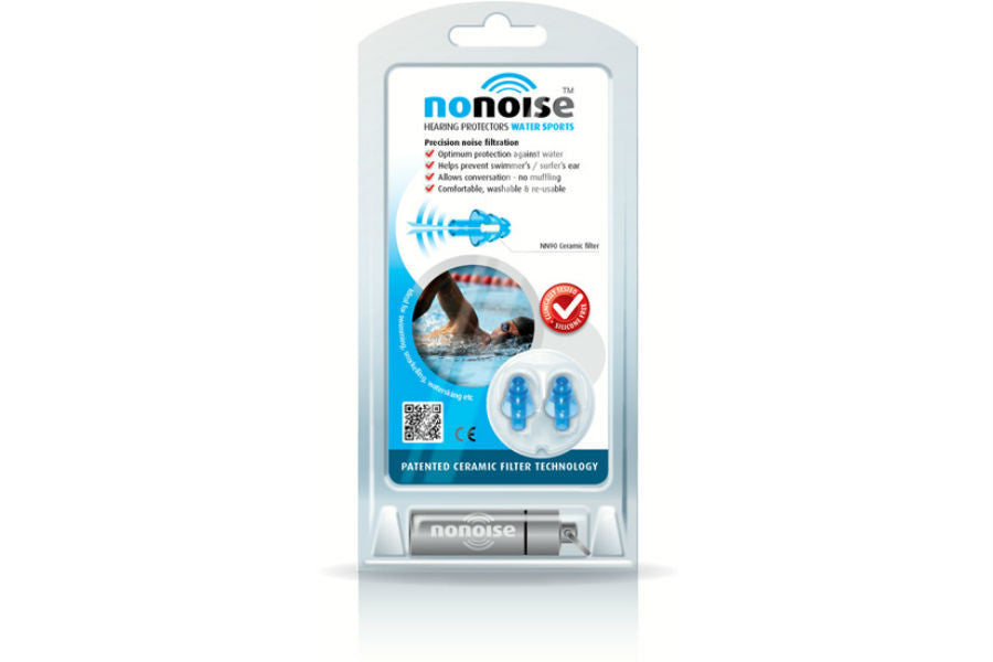 NoNoise Water Sports Hearing Protectors - Bike 'N' Biker