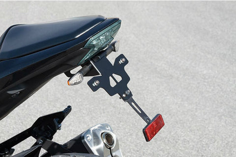 Kawasaki Z1000 Number Plate Holder