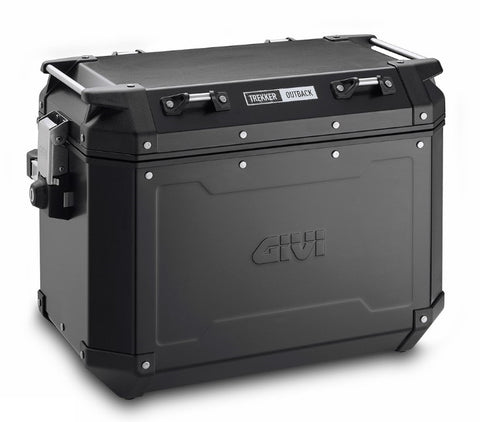 Trekker Outback 48 Black Line Side Cases - Givi