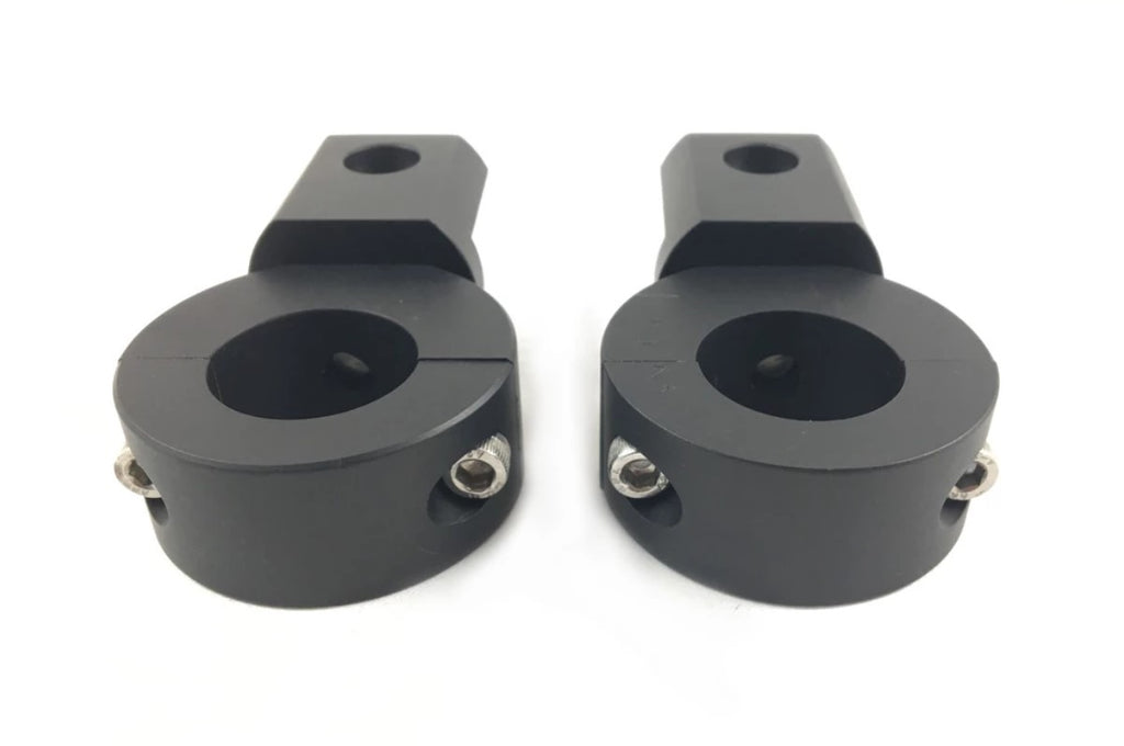 Auxiliary Light Mounts for Protection Bars - OYA