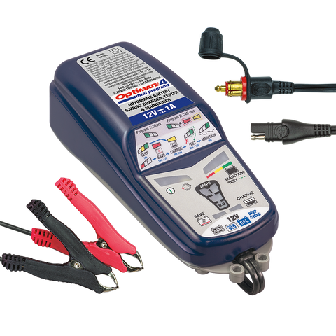 Optimate 4 Dual Program CANbus Edition Battery Charger