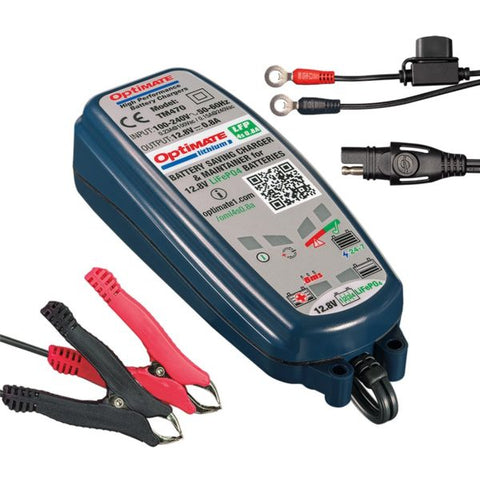 Optimate 4S Lithium Battery Charger